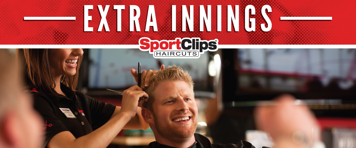 The Sport Clips Haircuts of Longview - Gilmer Rd  Extra Innings Offerings